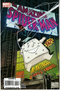 Amazing Spider Man  (vol. 1)# 594 The Return of The Vulture ?