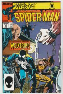 Spider-Man, Web Of #29 (Aug-87) NM- High-Grade  Spider-Man