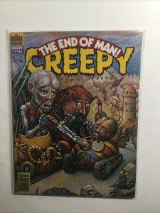 Creepy 116 Mar 1980 Very Fine Vf 8.0 Warren Magazine