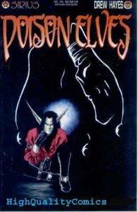 POISON ELVES #24, VF/NM, Drew Hayes, Assassins, Lusiphur, 1995, I, Lusiphur