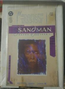 SANDMAN # 22 1990 DC COMICS NEIL GAIMAN  season  of mists pt 1 +1ST DANIEL KEY