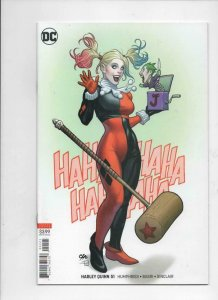 HARLEY QUINN #51, VF/NM, Frank Cho, 2016 2018 DC, more HQ in store