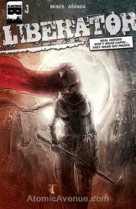 Liberator (Black Mask) #3 VF/NM; Black Mask   save on shipping - details inside
