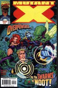 Mutant X (1998 series) #2, NM- (Stock photo)