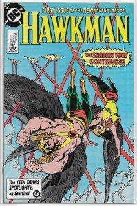 Hawkman   vol. 2   # 1 VG
