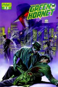 Green Hornet (Dynamite) #3A VF/NM; Dynamite   save on shipping - details inside
