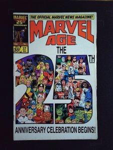 Marvel Age #37 (1986)