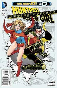World's Finest #0 (NM) Huntress Power-Girl stock photo