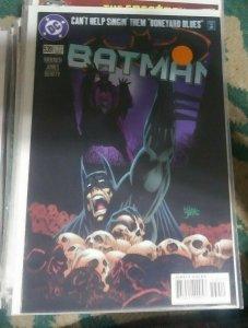 Batman #539 1997, DC COMICS  1st undertaker BONEYARD BLUES