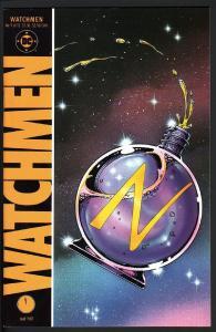 WATCHMEN #9-ORIGIN SILK SPECTRE-ALAN MOORE-NM-HIGH GRADE