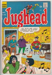 Jughead, Archie's Pal #151 (Dec-67) FN/VF Mid-High-Grade Archie, Betty, Veron...