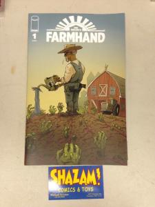 Farm Hand 1 NM Image Comic 2018 1st Print
