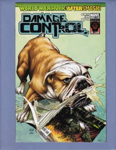 World War Hulk Damage Control #2 FN/VF Marvel 2008
