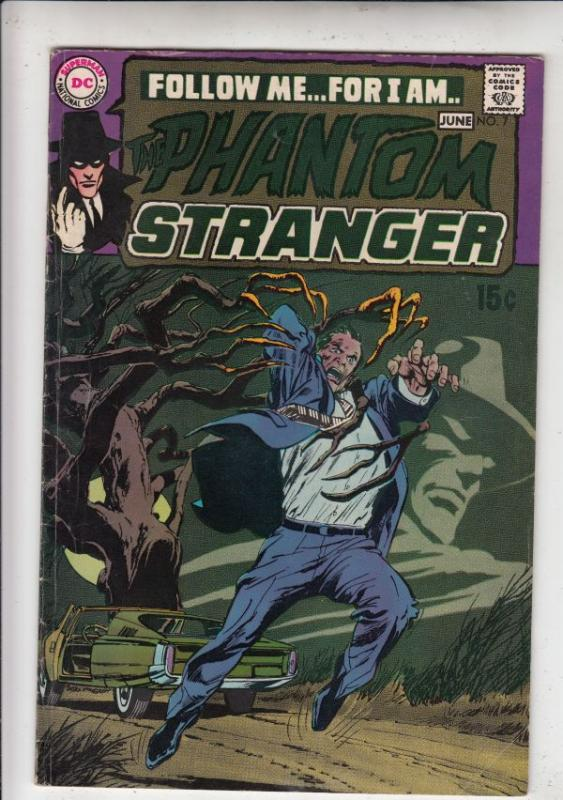 Phantom Stranger, The #7 (Jun-70) VG/FN Mid-Grade The Phantom Stranger