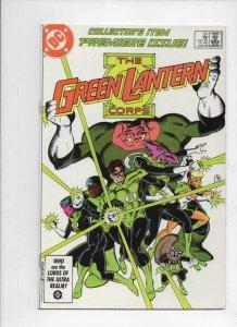 GREEN LANTERN #201, NM-, Kilowog, Corps, DC, 1960 1986 more in store