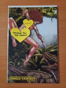Jungle Fantasy Secrets #2 Lorelei Adult Variant Cover