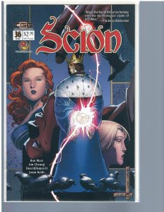 Scion #36 (2003) NM