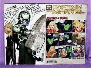 Kelly Thompson CAPTAIN MARVEL #21 Variant Cover 2-Pack (Marvel, 2020)!