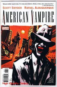 AMERICAN VAMPIRE #6, NM, Bloody Horror, Vertigo, 2010,  more in our store