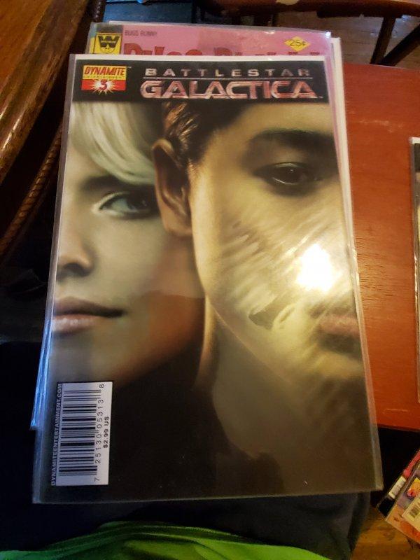Battlestar Galactica #3 (2006)