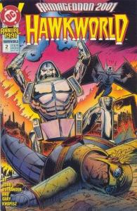 Hawkworld (1990 series) Annual #2, NM- (Stock photo)