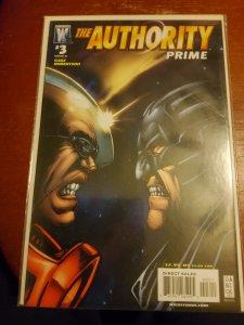 The Authority: Prime #3 (2008)