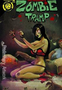 Zombie Tramp (3rd Series) #1 VF/NM; Danger Zone | save on shipping - details ins