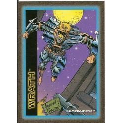 1993 Skybox Ultraverse: Series 1 WRATH #43