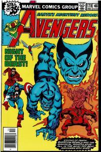 Avengers #178, 9.0 or Better