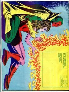 FOOM fanzine #12 1975- kirby Vision Scarlet Witch marvel comics vg