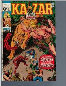Ka-Zar #2 (1970)