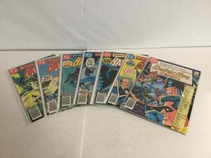 Detective Comics 500 501 503 504 505 509 510 Vf-Nm Very Fine-Near Mint