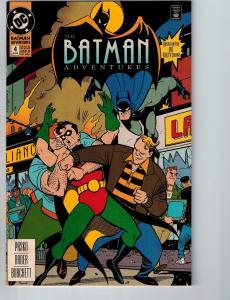 Batman Adventures # 4 NM DC Comic Book Joker Robin Catwoman Batgirl Penguin S81