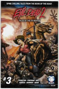 Evil Dead 2 Tales of The Ex-Mortis #3 (SGP, 2015) NM