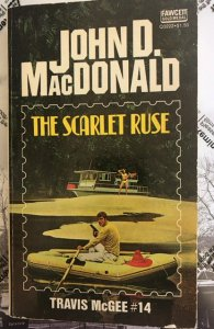 The scarlet ruse by McDonald's 1973 I've got more