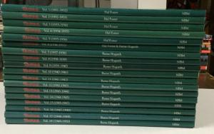 Tarzan 1-18 Hc Hardcover Flying Buttress Complete Set Nm Near Mint P2