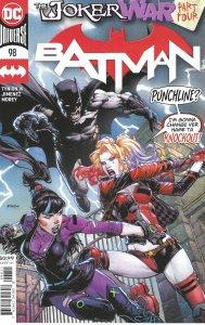 Batman #98 (early Nov 20) w/ Harley Quinn, Punchline, Riddler, Joker, Catwoman