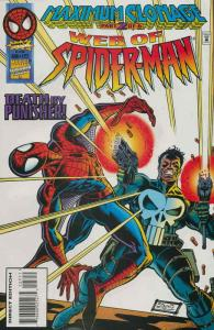 Web of Spider-Man, The #127 VF/NM; Marvel | save on shipping - details inside