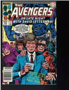 Avengers #239 (Marvel, 1984) NM-