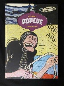 Complete Fantagraphics Hardcover Popeye Set 1-6