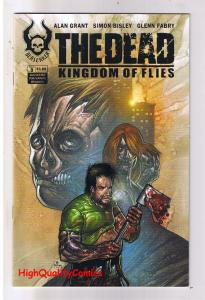 The DEAD 3, NM, Kingdom of Flies, Simon Bisley, Zombie,2008,more Horror in store