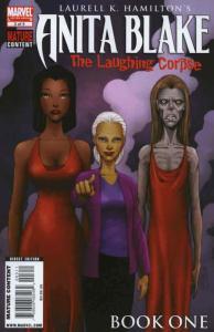 Anita Blake, Vampire Hunter: The Laughing Corpse #3 VF/NM; Marvel | save on ship