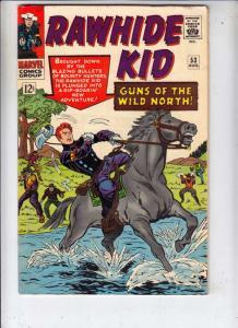 Rawhide Kid #53 (Aug-66) FN/VF+ High-Grade Rawhide Kid
