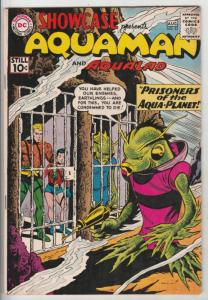 Showcase #33 (Aug-61) VF+ High-Grade Aquman, Aqualad