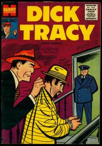 Dick Tracy #96 1956- Harvey Comics- Chester Gould- Girl Friday FN+