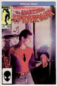 Amazing SPIDER-MAN #262, VF, Photo Cover , 1963, more ASM in store, Unmasked
