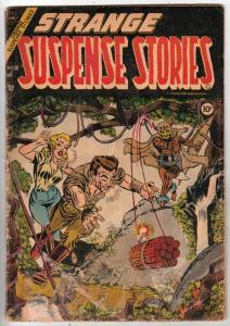 Strange Suspense Stories #20 (Jan-54) GD/VG Affordable-Grade