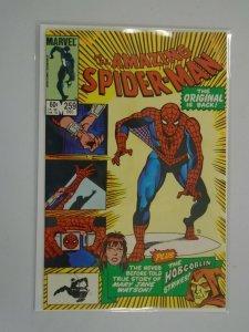 Amazing Spider-Man #259 Direct edition 8.5 VF+ (1984 1st Series)