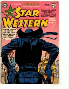 All Star Western # 64 VG DC Golden Age Comic Book Strong Bow Indian Warrior JL17