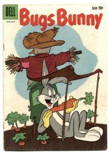 Bugs Bunny #73 1960- Dell Silver Age VG/F